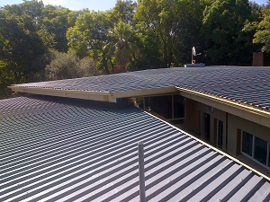 Completed Roof